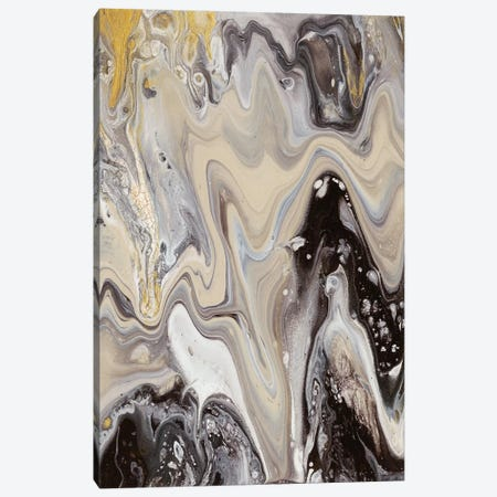 Master of Cycles Canvas Print #LIB25} by Lila Bramma Canvas Art Print