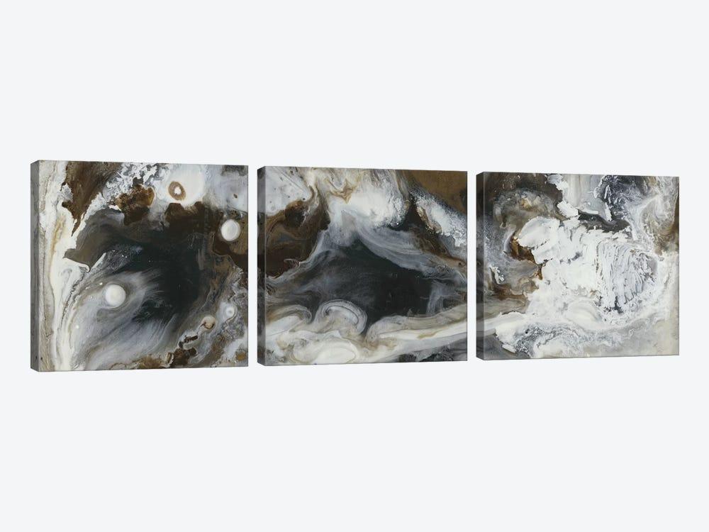 Transmutation VIII by Lila Bramma 3-piece Canvas Wall Art