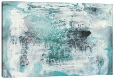 Turquoise Light I Canvas Art Print