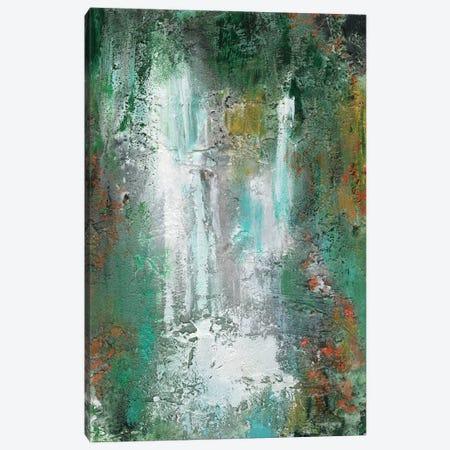 Waterfall in Paradise I Canvas Print #LIB61} by Lila Bramma Canvas Art