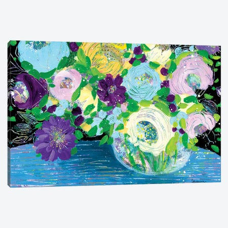 Everywhere Canvas Print #LIC12} by Lisa Concannon Canvas Artwork