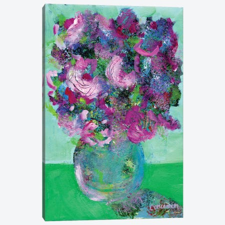 Forgotten Favorite Canvas Print #LIC17} by Lisa Concannon Canvas Art Print
