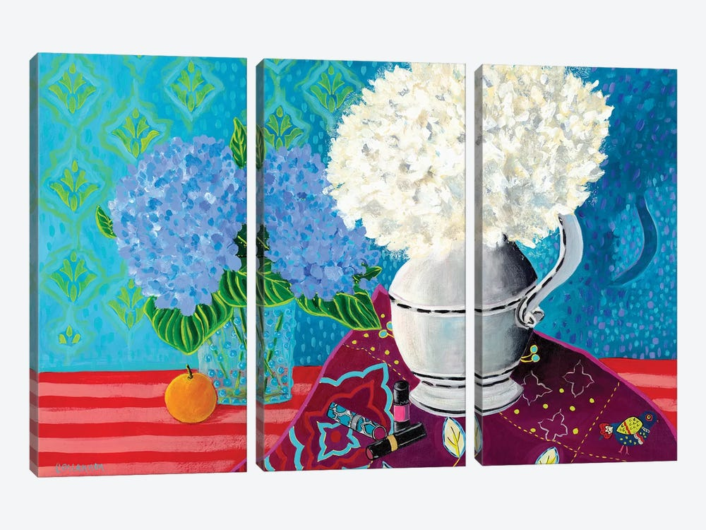 Goodie Two Hearts by Lisa Concannon 3-piece Canvas Wall Art