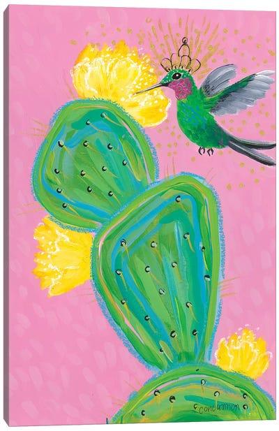 La Reyna Canvas Art Print