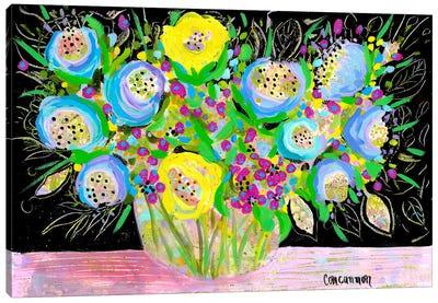 Moonlight Canvas Art Print