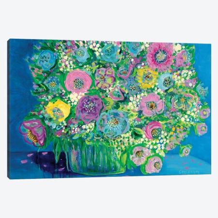 Number 35 Canvas Print #LIC28} by Lisa Concannon Canvas Art Print