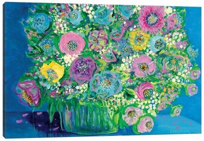 Number 35 Canvas Art Print