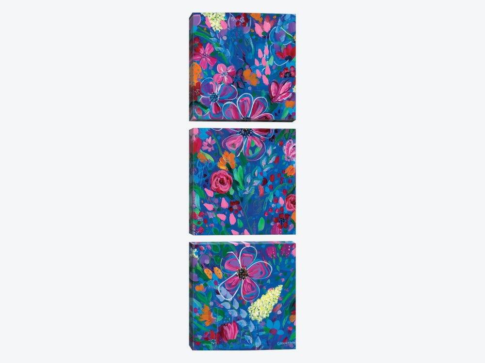A Magical Everything by Lisa Concannon 3-piece Canvas Print