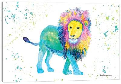 Over a Rainbow Canvas Art Print
