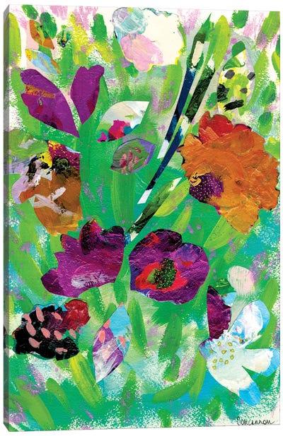 Petals I Have Become Canvas Art Print