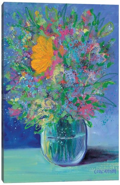 Amarillo Canvas Art Print