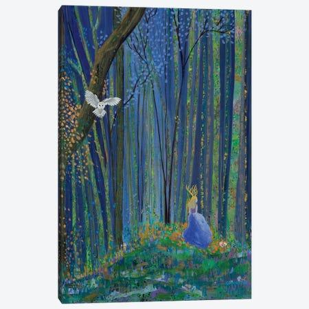 Bois de Lune Canvas Print #LIC7} by Lisa Concannon Canvas Artwork