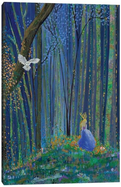Bois de Lune Canvas Art Print