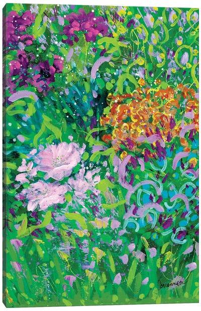 Castle Wood Canvas Art Print