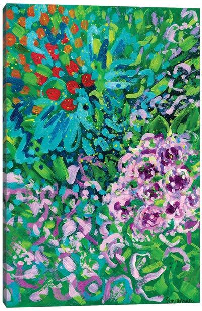 Color Blues Canvas Art Print