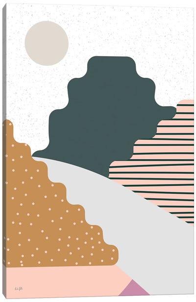 Mountain Canvas Art Print