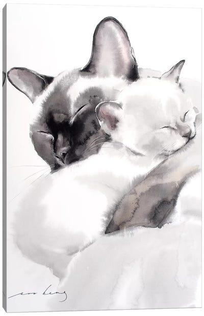 Togetherness II Canvas Art Print