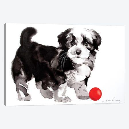 Yang Pup II Canvas Print #LIM115} by Soo Beng Lim Canvas Print