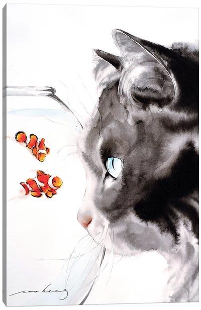 Yin and Yang I Canvas Art Print