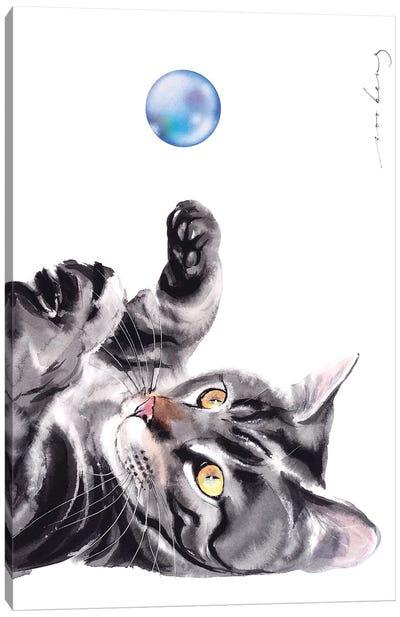 Bubble Delight Canvas Art Print