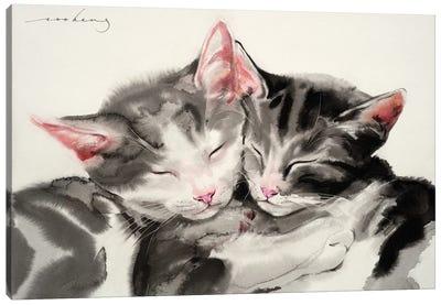 Peaceful Slumber II Canvas Art Print