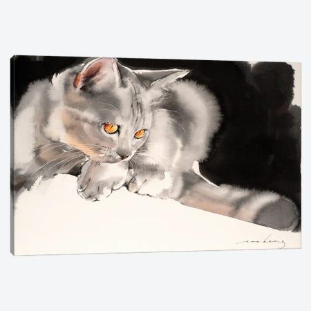 Waiting Game II Canvas Print #LIM147} by Soo Beng Lim Canvas Art