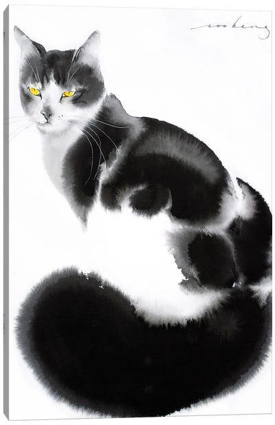 Plush Elegance Canvas Art Print