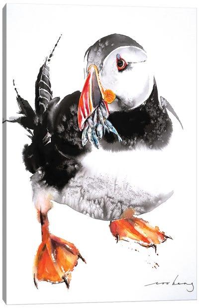 Fish Bounty Canvas Art Print