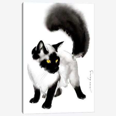 Plush Elegance II Canvas Print #LIM165} by Soo Beng Lim Canvas Wall Art