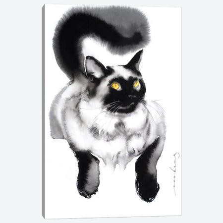 Plush Elegance III Canvas Print #LIM166} by Soo Beng Lim Canvas Artwork