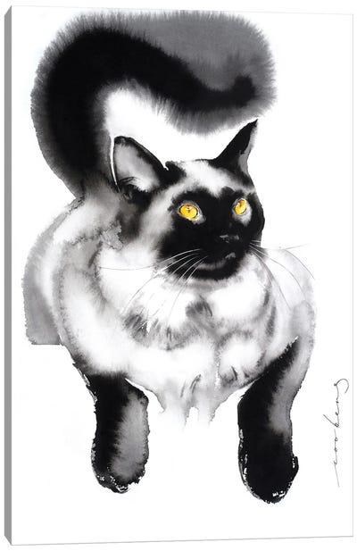 Plush Elegance III Canvas Art Print