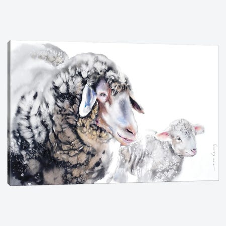 A Special Bond Canvas Print #LIM169} by Soo Beng Lim Art Print
