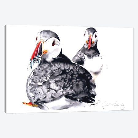 Show Off Canvas Print #LIM170} by Soo Beng Lim Canvas Art