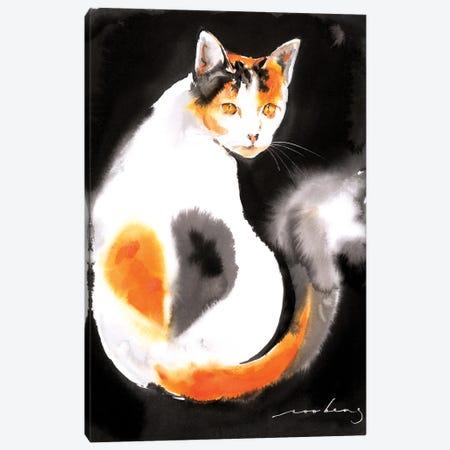 Love Mark II Canvas Print #LIM172} by Soo Beng Lim Canvas Art