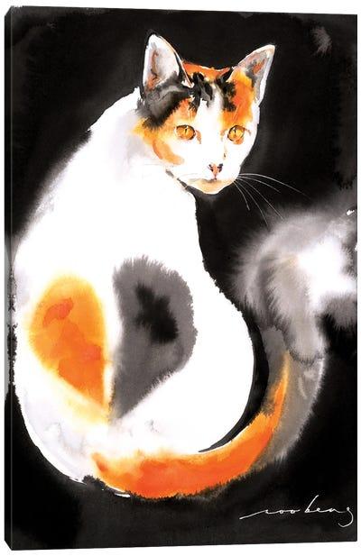 Love Mark II Canvas Art Print