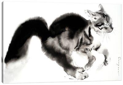 Chaser Canvas Art Print