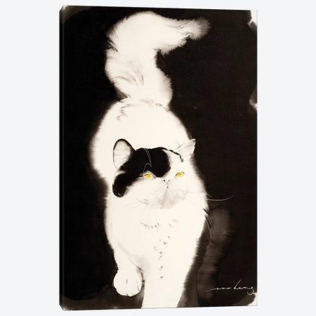 Cat Walk II Canvas Print #LIM18} by Soo Beng Lim Canvas Artwork
