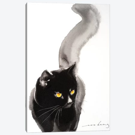 Cat Walk IV Canvas Print #LIM20} by Soo Beng Lim Canvas Print