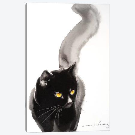 Cat Walk IV Canvas Print #LIM20} by Soo Beng Lim Canvas Print