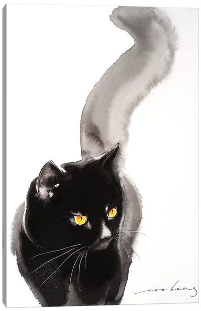 Cat Walk IV Canvas Art Print