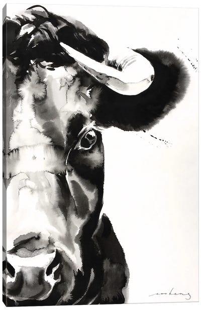 Niu II Canvas Art Print
