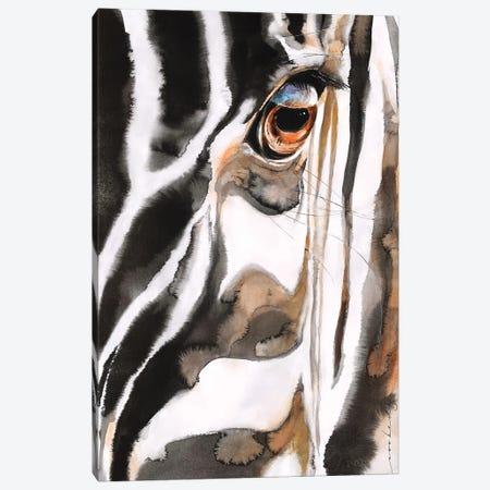 Stripes II Canvas Print #LIM216} by Soo Beng Lim Canvas Wall Art