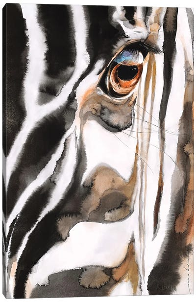 Stripes II Canvas Art Print