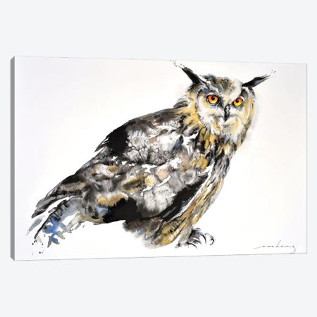 Wisdom II Canvas Print #LIM220} by Soo Beng Lim Canvas Artwork