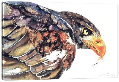 Eagle Dynamic Canvas Art Print