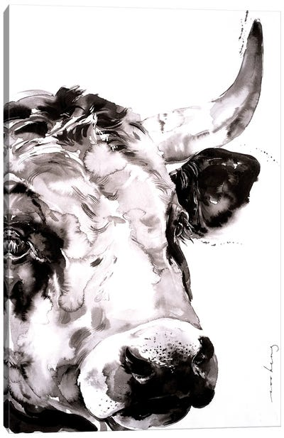 Niu IV Canvas Art Print