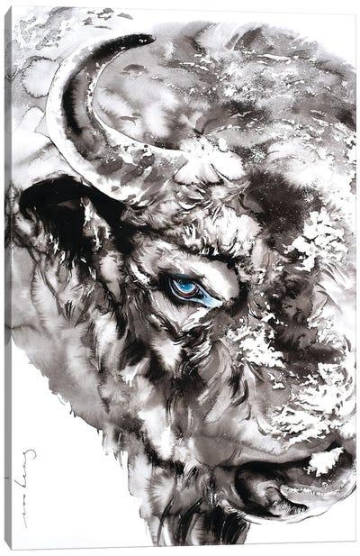 Niu V Canvas Art Print
