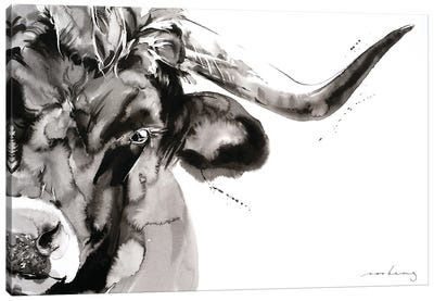 Niu VI Canvas Art Print