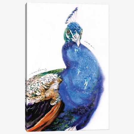 Regal Fowl Canvas Print #LIM234} by Soo Beng Lim Canvas Artwork