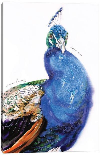 Regal Fowl Canvas Art Print